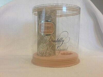 Vintage Houbigant Chantilly Perfumed Talc In Gift Package