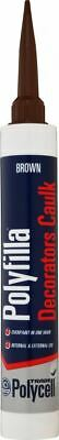 Polycell Decorators Caulk 380ml