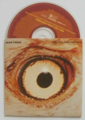 """♪♪ RED HOT CHILI PEPPERS """"Scar tissue"""" CD single cardsleeve (GERMANY press)♪♪"""