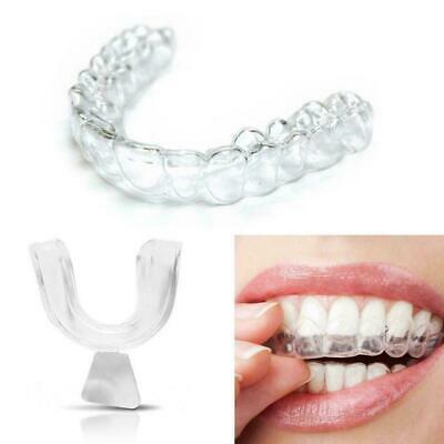 Adult Dental Orthodontic Teeth Corrector Braces Tooth Straighten Retainer D W5H3