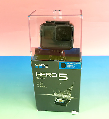 GoPro HERO5 Session 4K HD Action Camera with Battery in Box #U7836