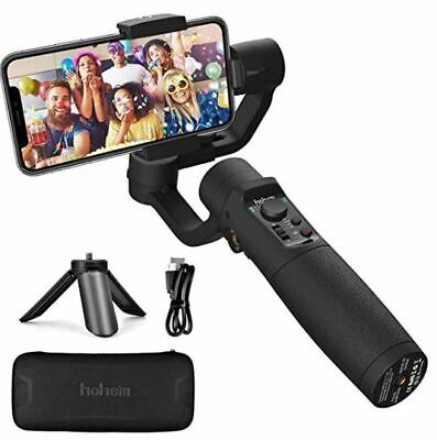 Hohem iSteady mobile phone 3-Axis handheld Gimbal Stabilizer motion Tracking uk