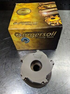 "Ingersoll 6/"" Indexable Form-Master Facemill 1.5/"" Arbor 5W6R06R20 LOC616"