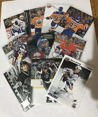 2019-20 Upper Deck Series 1 30 Years Of Upper Deck Ud30 Gretzky Mcdavid U Pick