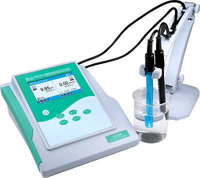 Apera PC910 Benchtop pH and Conductivity Meter Kit - AI5614