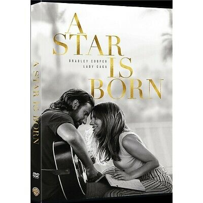 Dvd: A star is born Dvd