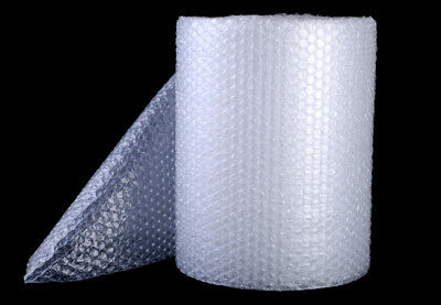 """Bubble Cushioning Wrap 3/16"""" Small Bubbles 50Ft 50' X 12"""" Perforated Every 12"""""""