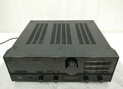 Sansui AU-α607 Integrated Amplifier in Very Good Condition