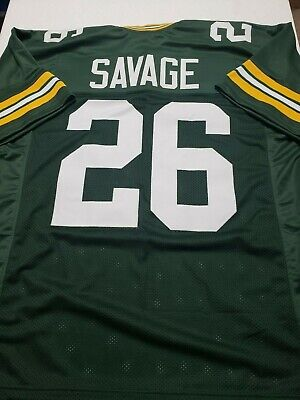 Darnell Savage XL CUSTOM JERSEY Stitched NEW Green Bay Packers
