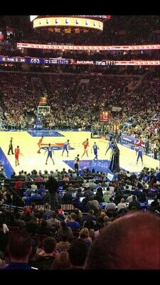 3 76ers Vs. Milwaukee Bucks Christmas Tickets 12/25/19. Sec 118 Row 16