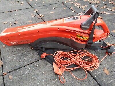 Flymo Garden Vac/Blower.   Collection On This Item Only.