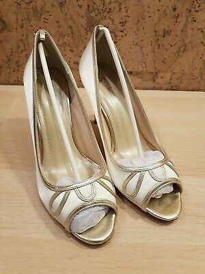 Rainbow Club Wedding Shoes Size 5.5