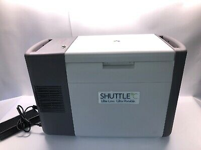 Stirling Shuttle Portable -80C Freezer Ultra Low with Power Supply,  Tested