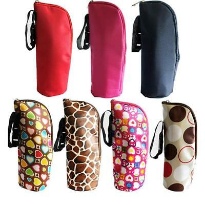 Milk Bottle Insulation Bag Cup Hang Warmer Thermal Tote Baby Cover Mummy PouchYS