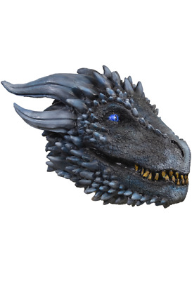 New Game of Thrones White Walker Dragon Mask Trick or Treat CWHBO100 Costumania