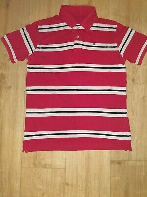 Tommy Hilfiger *Genuine* Polo Top  LARGE BOYS # 14 Yrs