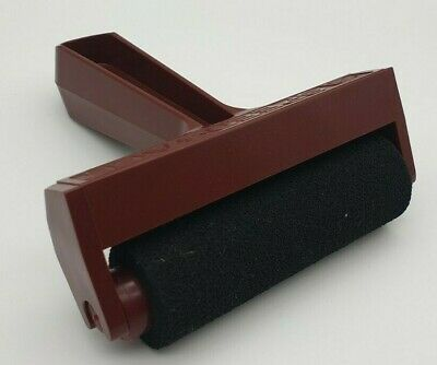 Speedball Brayer - 10cm Hard Rubber With Pop-In Roller