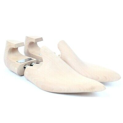 Gaziano & Girling Natural Wooden Shoe Trees Stretchers UK 10 F