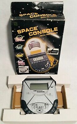 Oregon vintage space console scientific toy original box manual Tested & Working