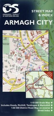 Armagh City NEW Ordnance Survey of Northern Ireland