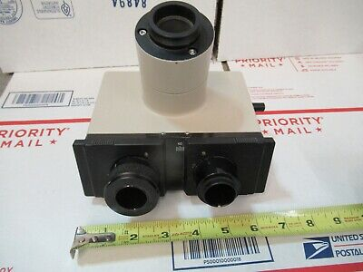 Olympus Trinocular Head Optics Microscope Part As Pictured &15-A-06