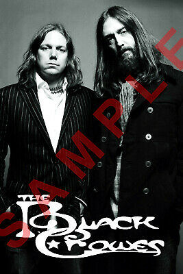THE BLACK CROWES 12x18 SHAKE YOUR MONEY MAKER TOUR POSTER BAND REUNION 2020 2