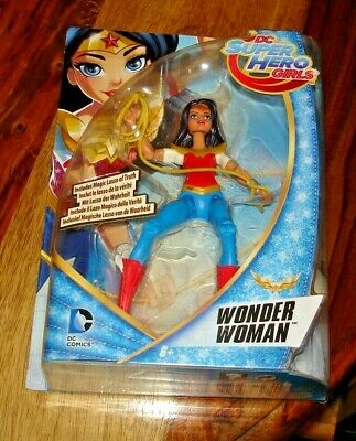 DC Comics DC Super Hero Girls Wonder Woman Figure BNIB