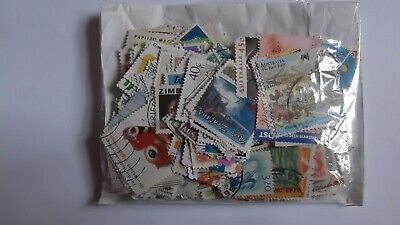 World Stamp Mix - 500 used stamps. Off paper (lot r)