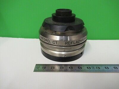 Spectra Tech Reflachromat Reflective Objective Imicroscope Part As Pic &15-A-27