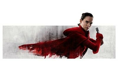 ZA344 Ray Star Wars Daisy Ridley Movie The Rise of Skywalker 32x48 27x40 Poster