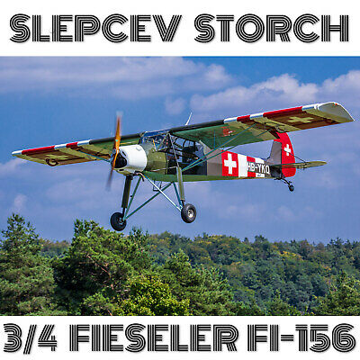 Slepcev Storch Stol - Paper Plans And Information Set For Homebuild Aircraft