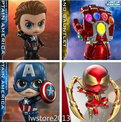 HOTTOYS Cosbaby Mini PVC HT Action Figure Collectibles Toys Xmas Gifts Model