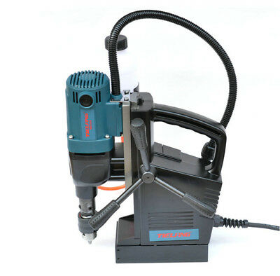 Portable Magnetic Drilling Machine Magnetic Drill Press Surface Drilling 220V