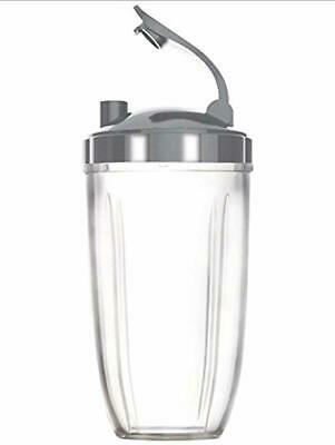 Preferred Parts Tall Replacement Cups for NutriBullet High-Speed Blender/Mixer |