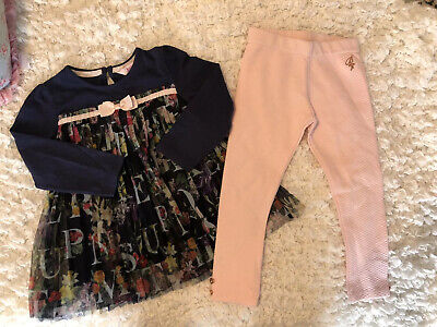 Ted Baker Girls Set 3-4 Years