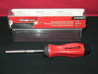 SNAP ON 95th ANNIVERSARY COLLECTORS RATCHET SCREWDRIVER LIMITED EDITION RARE NOS