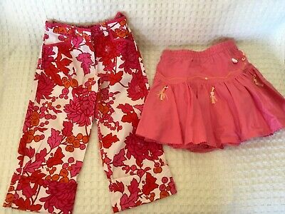 Girls Clothing Bundle  🎀 Swim/Dress 🎀 Trousers /Tops 🎀 Age 6 - 7 - 8 Years
