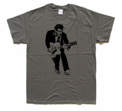 CHUCK BERRY classic Rock 'n' Roll tribute T Shirt