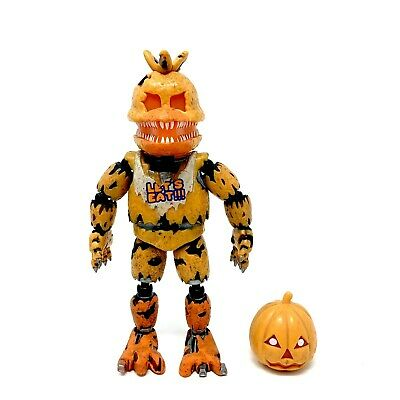 Funko Articulated Figures Five Nights at Freddys Jack-O-Chica Gamestop Exclusive