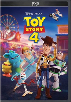 Toy Story 4 (DVD, 2019)  BRAND NEW   Factory Sealed  (No Slipcover)