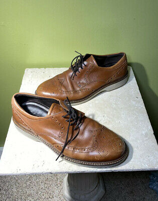 NEW  ECCO 623034 Illinois  LACE  LEATHER OXFORD COMFORT SHOES CHOOSE SIZE