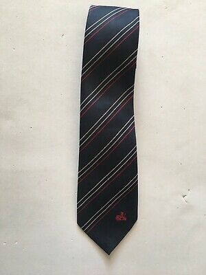 Vintage 1970s 80s HOLDEN Factory Managers Neck Tie Commodore Kingswood Torana