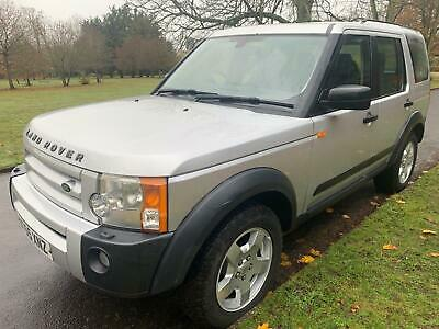 2005 Land Rover Discovery 3 2.7 TD V6 S 5dr
