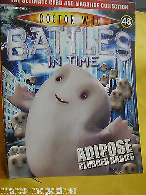Doctor Who Battles In Time # 48 Adipose Blubber Babies