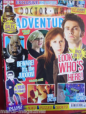 Doctor Who Adventures #58 3 - 9 April 2008 The Judoon