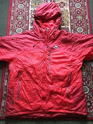 Mountain Equipment Fitzroy Jacket XXL Red Reduced to Clear Half Price