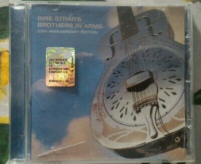 CD Dire Straits - Brothers in Arms (20th Anniversary edition) EDITORIALE