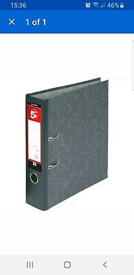 Five Star 5 Star Lever Arch File A4 Cloud Cover PK8