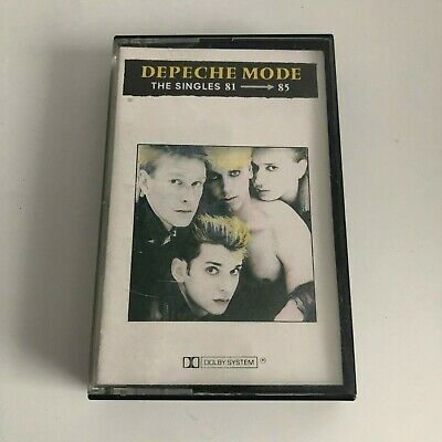 Depeche Mode: The Singles - Audio Cassette Album