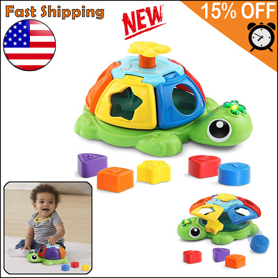 Educational Toys For 6 Months 1 2 3 year Olds Boy Girl Toddlers Surprise Turtle